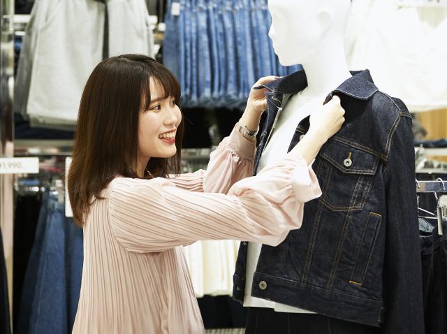 ジーユー ラゾーナ川崎店のアピールポイント 1枚目