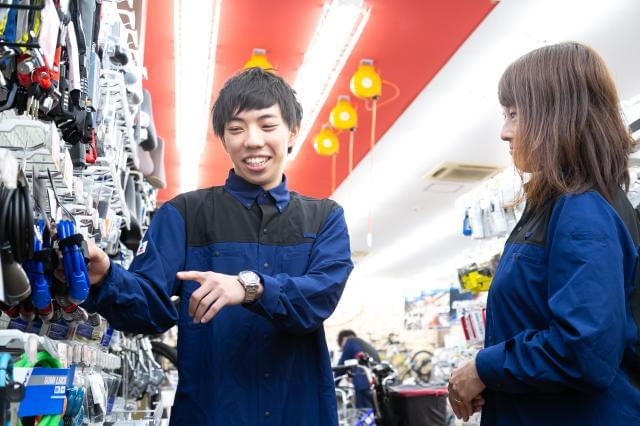 サイクルベースあさひ 都島中通店
