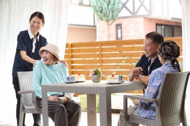 ミモザ横濱紫陽花苑(有料老人ホーム) 1枚目