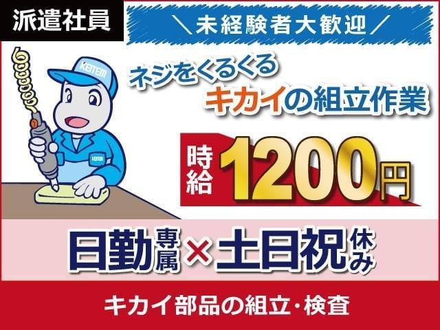 株式会社日本ケイテム 《No:1065》