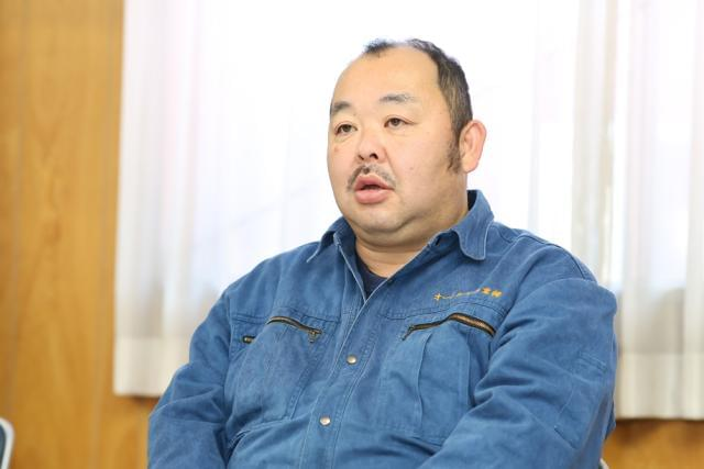 ―◆代表メッセージ◆―代表取締役 滝沢謙一