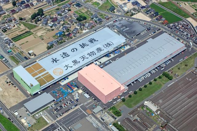 中国物流RMセンター(中国DC) 食料品の物流スタッフ 未経験者大歓迎♪