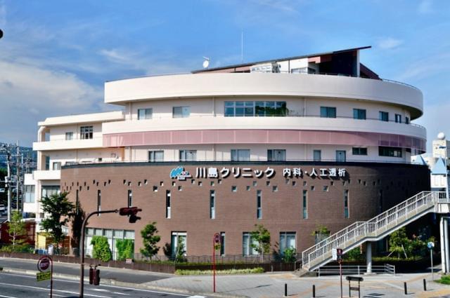 デイケアさくらさくらが入る、'医療・介護・福祉'が同時に受けられる複合施設<ウェルニック・プラザ>。