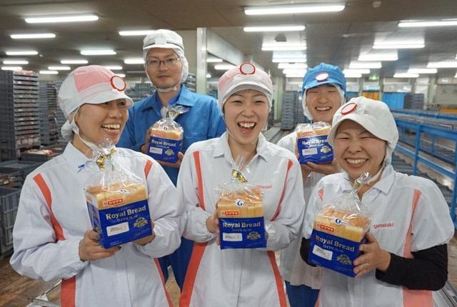 「山崎製パン」の画像検索結果
