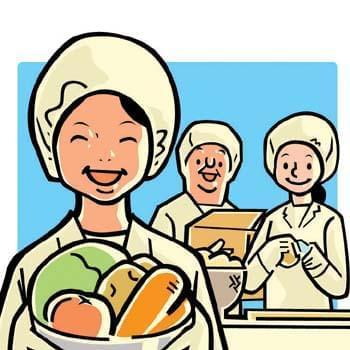 料理に自信がなくてもOK!すぐにできるカンタンなお仕事です!!