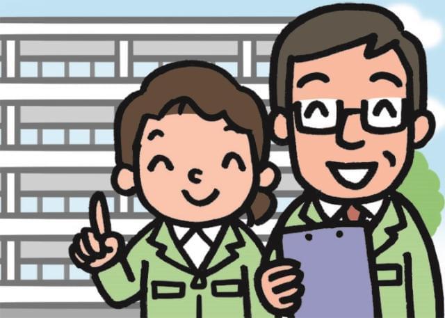 昭和36年に設立した当社。歴史ある安定企業で働きませんか?