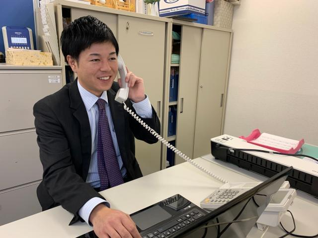 長野県 受付 バイト