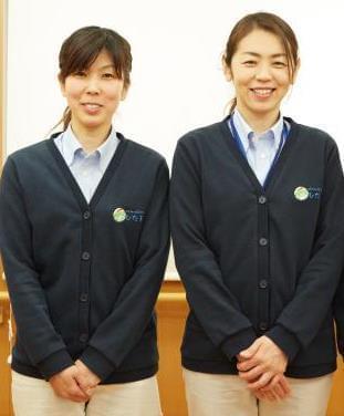 埼玉県で介護施設を展開する『ケアサービス彩松』。