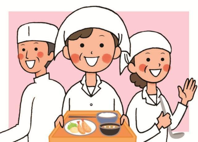 小学校給食のお仕事です!資格を生かして活躍できる場がありますよ☆