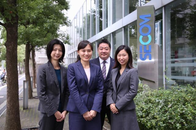 当社の営業は、20〜30代の女性がメイン。 和気あいあいと、華やかな雰囲気の職場です♪