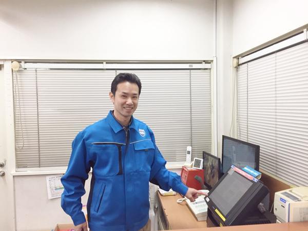 【アルバイト】株式会社ディーラウンド/セルフ所沢花園SS