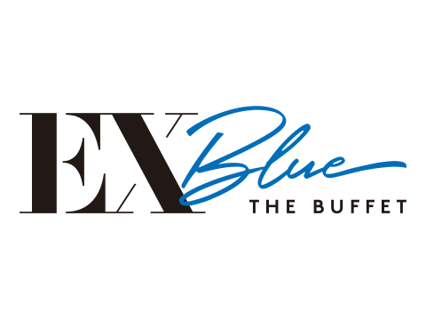 EX Blue THE BUFFET 1枚目
