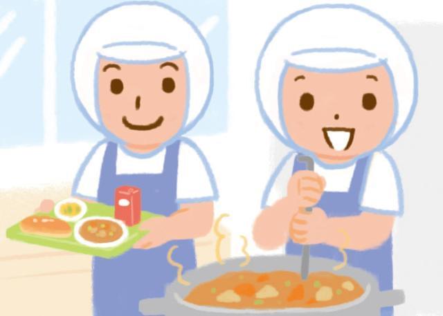 特別な資格や経験は不要!家庭でのお料理の延長で働けますよ☆子ども達に美味しい給食を届けましょう!