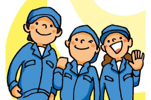 やりがいを持って勤務されている社員さん多数!会社規模も大きく、安定して長く働けます!