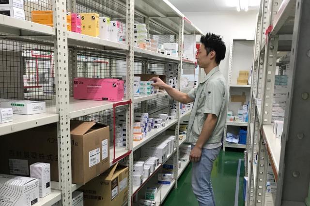 さいたま市・行田市からの通勤者活躍中! TBC埼玉物流センター内でのお仕事です。