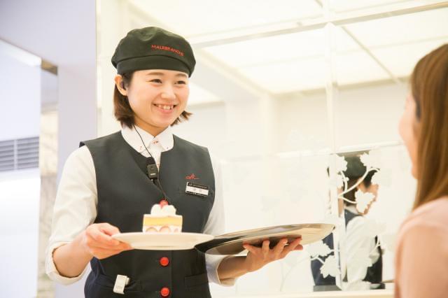 マールブランシュ JR京都伊勢丹6Fサロン店(喫茶/サロン・ド・テ)