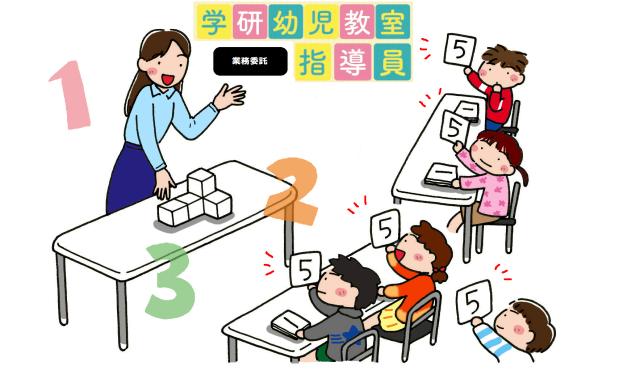 (株)学研エデュケーショナル 学研幼児教室