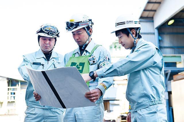 転勤ナシ。成長を続ける当社で資格・技術を手にいれて地元和歌山で活躍してください!20代・30代・40代・50代が活躍中☆