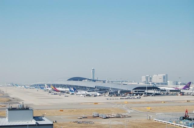 関西国際空港 関空展望ホール