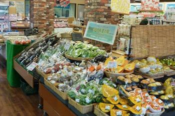環境と身体にやさしい暮しを提案。有機、無農薬の野菜・果物、無添加食品を提供しています。